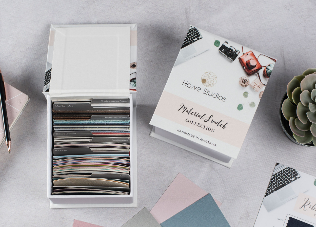 MATERIAL SWATCHES